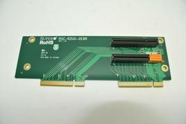 SuperMicro RSC-R2UU-2E8R 2U PCIe x8 Riser Card - $17.99