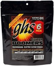 GHS GBM-5 Guitar Boomers - $19.69