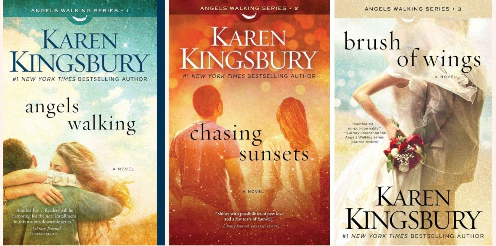 kingsbury karen book list