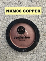 NICKA K NEW YORK PERFECTION HIGHLITER COLOR: NKM06 COPPER - $2.76