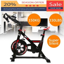 Fitness Bike Indoor Cycling Exercise Equipment With The Electronic Displ... - $6.710,08 MXN