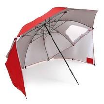 Sport-Brella Vented SPF 50+ Sun and Rain Canopy Umbrella for Beach and S... - £46.68 GBP