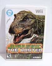 Jurassic: The Hunted (Nintendo Wii, 2009) Complete! - $17.95