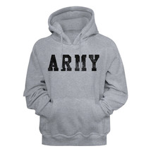 US Army Military Training Hoodie Logo United States America Vet Soldier ... - $39.50+