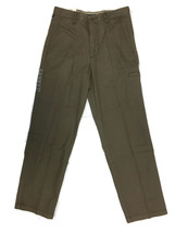 Dockers Washed Canvas Khaki W/Side Pocket Classic Fit - SIZE 30x32 - $16.52