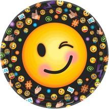 """LOL Emoji 8 9"""" Lunch Plates Birthday Party - $4.64"""
