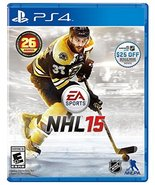 NHL 15 - PlayStation 4 [video game] - $3.78