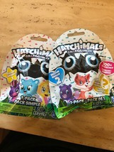"Hatchimals ""Colleggtibles"" Mystery Figure 2-Pack Set Sealed Season 1 And 2 - $7.80"
