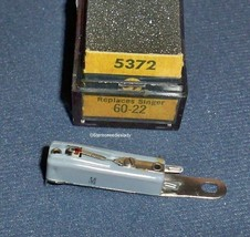 EV 5372 PHONO CARTRIDGE NEEDLE for EVG 9001C 9002C EV 5372 PU-1058 60-2 60-22 image 1