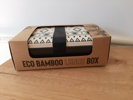 Eco Bamboo Packlunch Box - $12.20