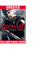 Beowulf DVD, 2008 , Unrated Del Director Cut, Acción Aventura U. S. A - $6.49