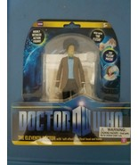"""Doctor Dr Who the Eleventh 11th Dr Matt Smith Blue Shirt Action figure 5.5"""" - $19.59"""