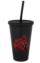 Disney Parks The Haunted Mansion Hitchhiking Ghost Going Our Way Travel Tumbler - $24.74