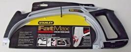 "Stanley 20-531 12"" 24 TPI FatMax High Tension Bi-Metal Hacksaw - $13.86"
