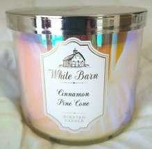 Bath & Body Works - Cinnamon Pine Cond - 3 Wick Scented Candle - $33.32