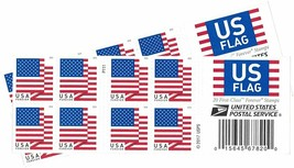 USPS US Flag 2018 Forever Stamps (Book Of 40) - $36.77