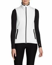 Eddie Bauer Women's After Burn Vest, 100% Polyester, White, Size M, NWT - $71.99