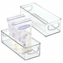 mDesign Baby Food Kitchen Refrigerator Cabinet or Pantry Storage Organiz... - $38.43+