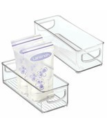 mDesign Baby Food Kitchen Refrigerator Cabinet or Pantry Storage Organiz... - $47.98+