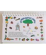 Big River CA Baptist Church Community Fundraiser Cookbook The Potluck Go... - $7.91