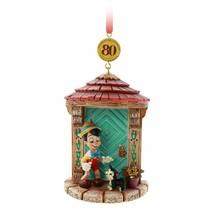 Disney's Pinocchio 80th Anniversary Limited Figure Ornament, NEW - $30.00
