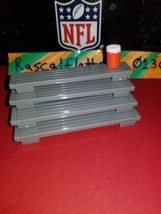 2018 NFL SERIES 7 TEENYMATES LIMITED GREY BENCH AND COOLER FIGURE NEW - $2.88