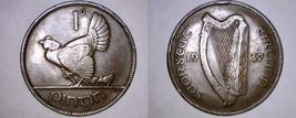 1937 Irish 1  Penny World Coin - Ireland - $19.99