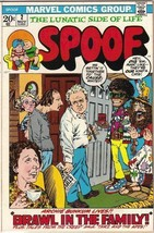SPOOF Comic Book #2, Marvel 1972 VERY FINE - $18.30