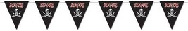 Beware Of Pirates Giant Pennant Banner Party Accessory 1 count 1/Pkg - €9,17 EUR