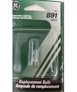 GE Lighting 891 BP 8.1 Watts Miniature Incandescent T2-1/4, 2-Pin (G4), ... - $2.96