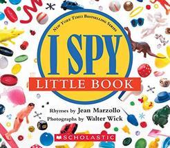 I Spy Little Book [Board book] Marzollo, Jean and Wick, Walter - $6.26