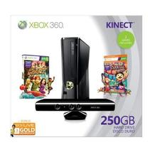 Xbox 360 250GB Holiday Value Bundle with Kinect [Xbox 360] - $173.90