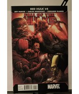 Fall Of The Hulks: Red Hulk #4 june 2010 - $3.75