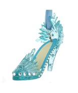 disney parks original frozen ice queen elsa shoe slipper ornament new wi... - $28.80