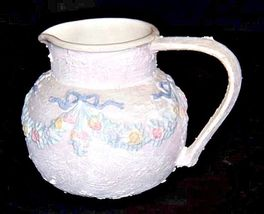 Handcrafted Ceramic Pitcher AA18-1274 VintageNap co image 3