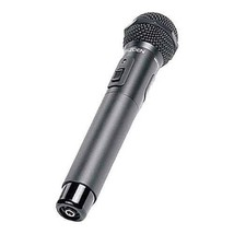 Azden IRH 15c Handheld Microphone Dual Channel, Uni Directional Dynamic - $84.15
