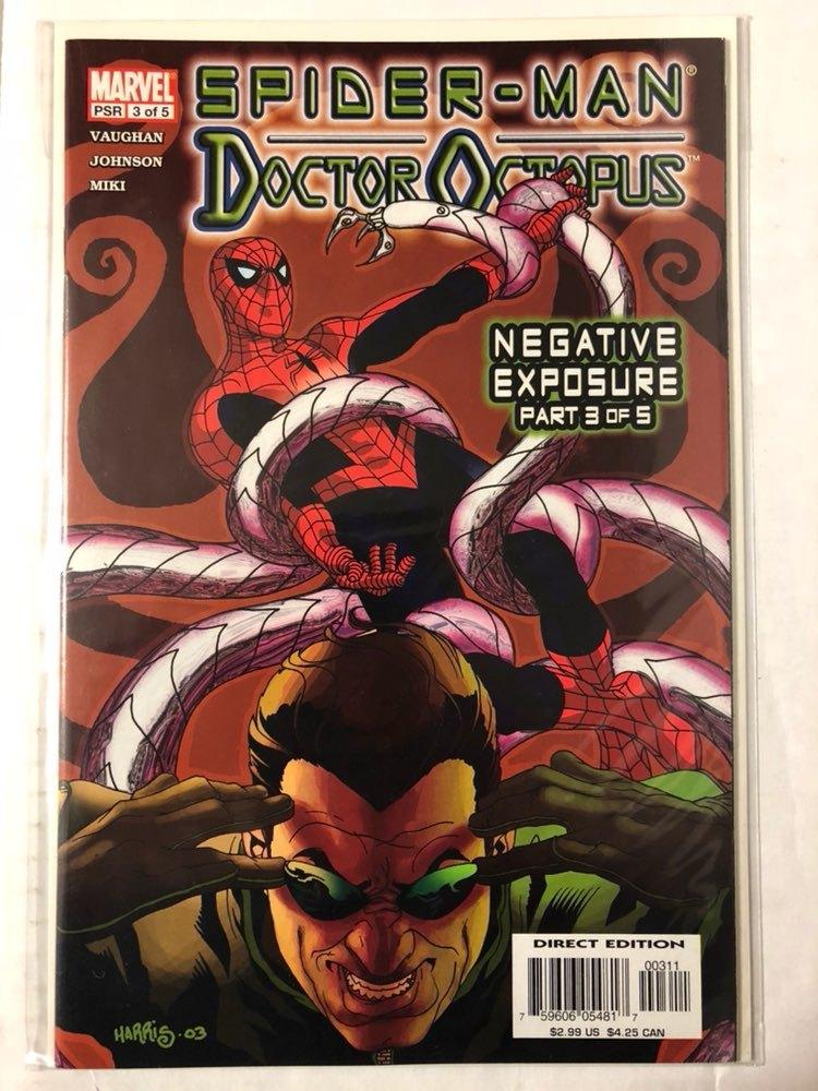 Spider-Man Doctor Octopus #3