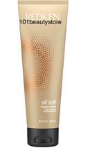 REDKEN All Soft Heavy Cream 8.5oz / 200ml  ***NEW*** - $23.85