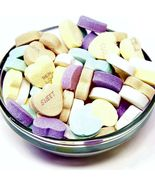Conversation Hearts Candy 2 Pound Bag - $14.00
