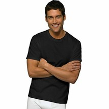 3-Pack Hanes Ultimate FreshIQ TALL Men's Crewneck T-Shirts - LT-3XLT - B... - $21.84