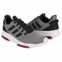 Adidas CF Racer Tr Running Women's Black/White Mesh(B42170)Various Size - $54.99