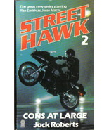 Street Hawk TV Series 2 British Paperback Book 1985 NEW - $9.70