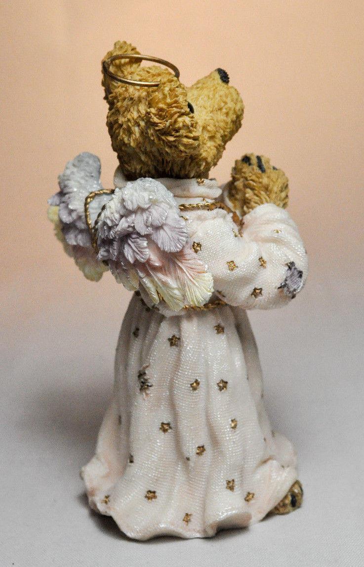 Boyds Bears: Grace Angelhope - Can You Hear Me? - 1st Edition 1E/ 4485 # 227777 image 4