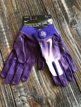 Nike Huarache Elite Mlb Baseball Batting Pair Gloves Adult PGB543 560 Large - $53.90