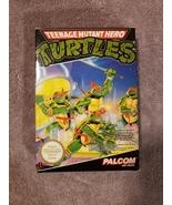 Teenage Mutant Ninja Turtles Tmnt Nes Nintendo Custom Box Only No Game - $29.97
