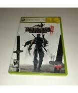 Ninja Gaiden II (Microsoft Xbox 360, 2008) - $11.88