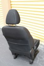17-18 Nissan Rogue Front Left Driver Manual Seat - Black image 6
