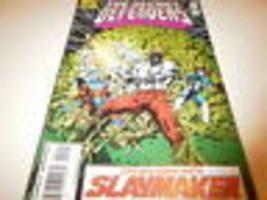L4 MARVEL COMICS - THE SECRET DEFENDERS NO. 21 - $3.90