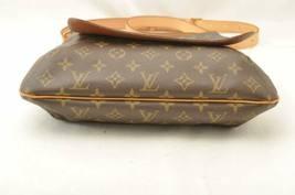 LOUIS VUITTON Monogram Musette Shoulder Bag M51256 LV Auth 10485 image 8