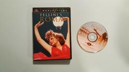 Fellinis Roma (DVD, 2001, Widescreen) - $8.22